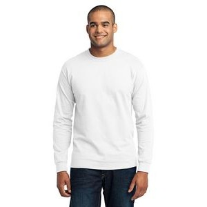 Port & Company® Men's Long Sleeve Core Blend T-Shirt
