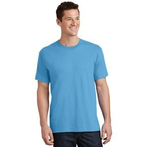 Port & Company® Men's Core Cotton T-Shirt