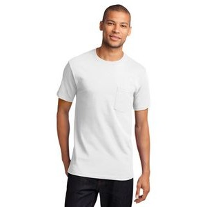 Port & Company® Men's Essential Pocket T-Shirt